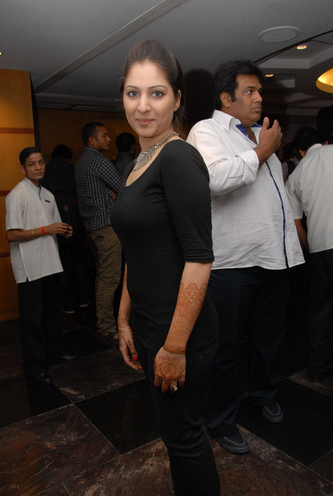 ornametal and lovely Gowri manjal photo gallery