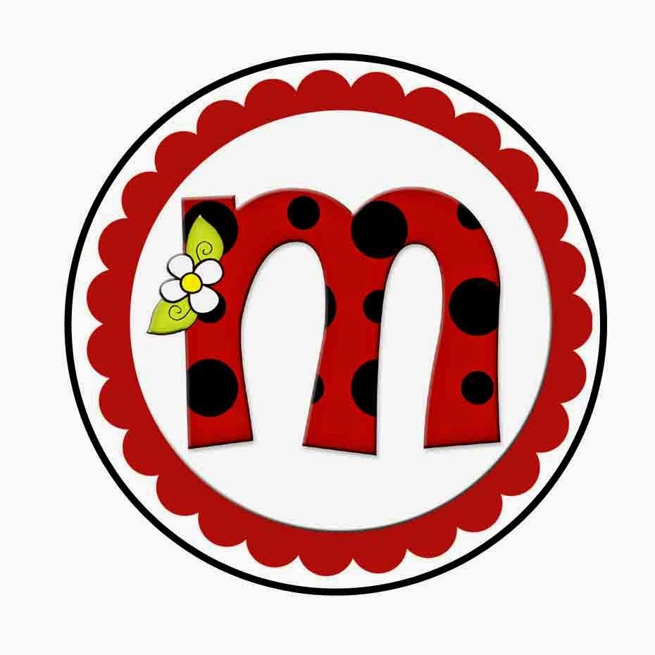 Toppers o Etiquetas para Imprimir Gratis de Minnie Mouse Rojo.