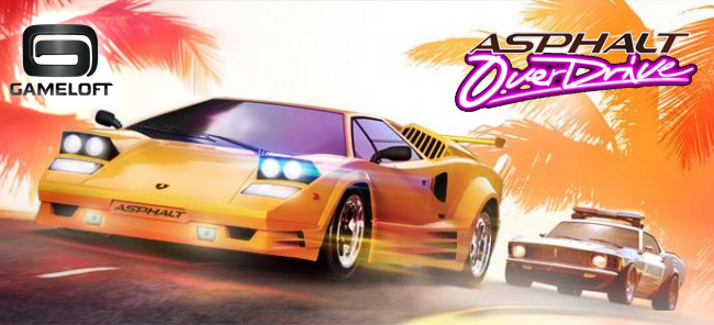 Gameloft's Asphalt Overdrive available across iOS, Android and Windows