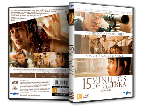 15 Minutos de Guerra (2019) - WEB-DL 720P e 1080P Dublado / Dual Áudio – Download