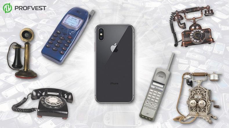 История телефонов: как появился первый телефон