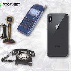 История телефонов: как появился первый телефон?