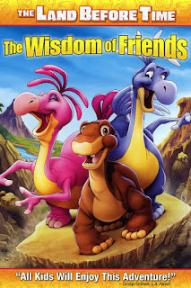Watch The Land Before Time XIII: The Wisdom of Friends (2007) movie free online