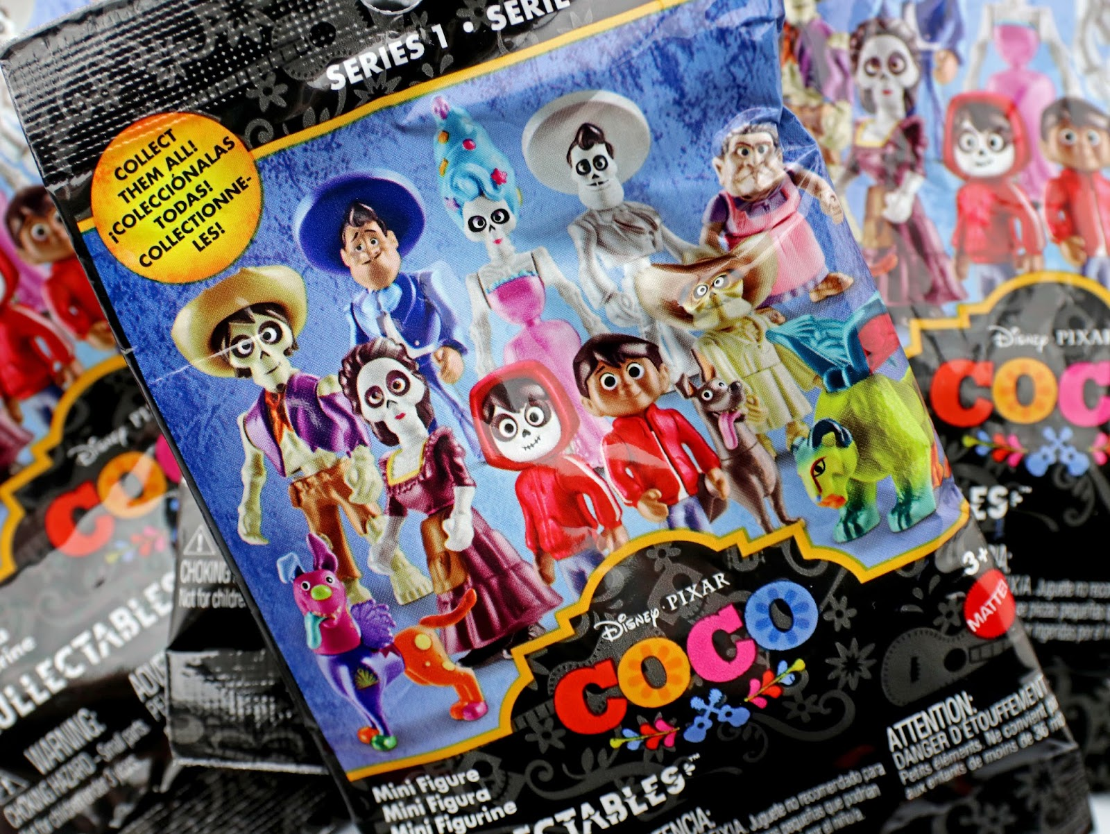 pixar coco skullectables blind bags codes
