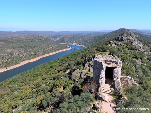 Castillo, Monfragüe, Extremadura