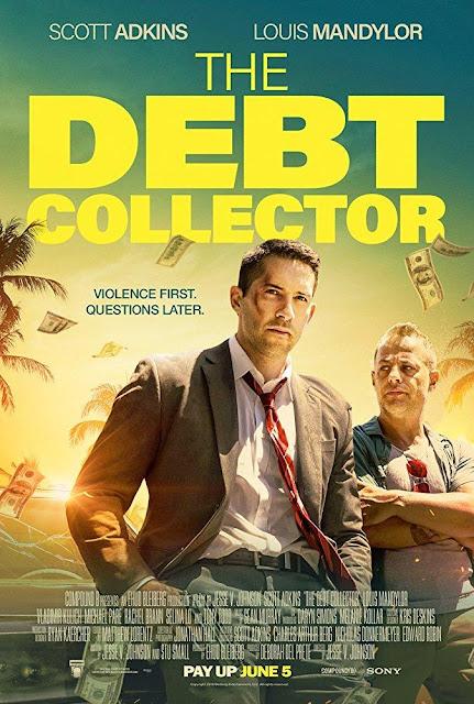 The Debt Collector [2018] [BBRip 1080p] [Dual Audio]