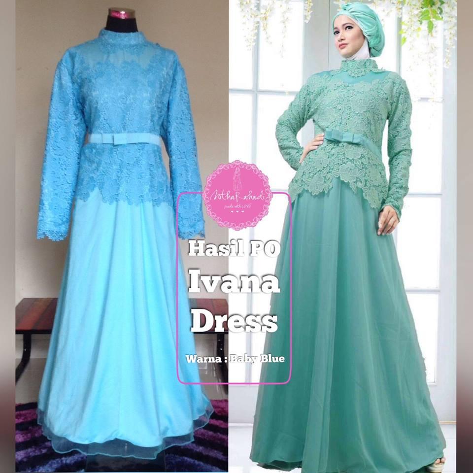 Sa Ma Ra Boutique Butik Baju Pesta Keluarga Muslim Baju