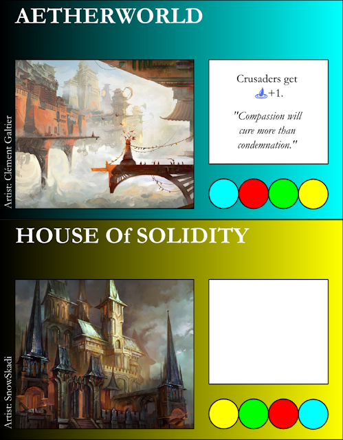 Aetherworld, House of Solidity
