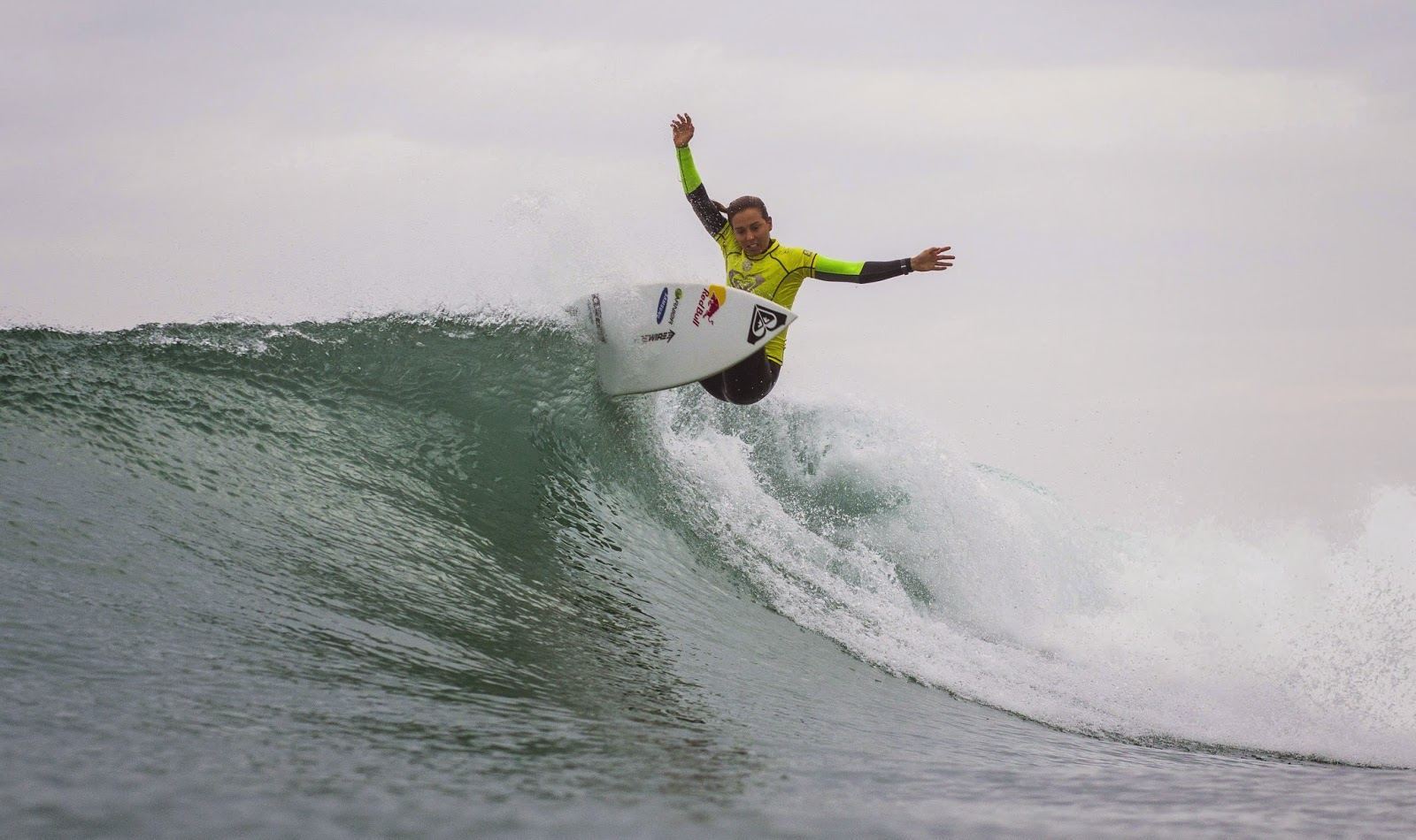 Roxy Pro France 2014 Sally Fitzgibbons AUS Foto ASP