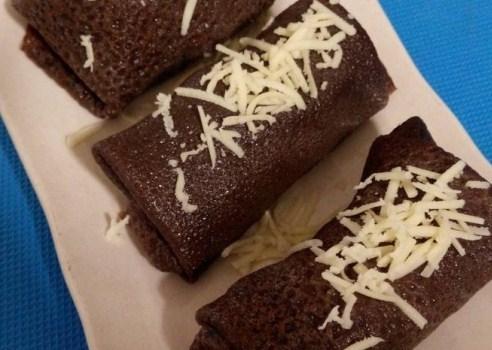 Resep Dadar Gulung Coklat