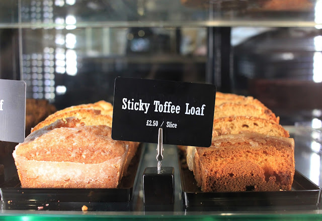 Sticky Toffee Loaf Mad Penguin Aberdeen Blog UK Best Travel Lifestyle Bloggers Visit Scotland