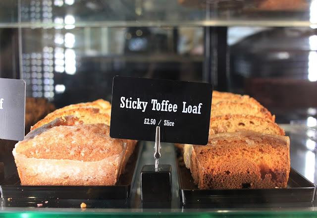 Sticky Toffee Loaf Mad Penguin Aberdeen Blog UK Best Travel Lifestyle Bloggers Visit Scotland