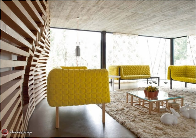Wood interior designs 8