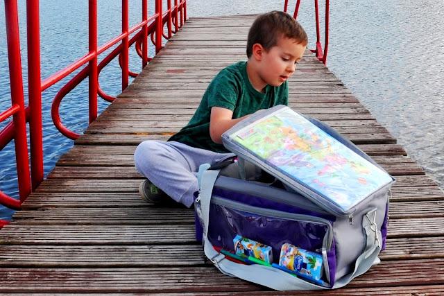 Gadżety na podróż z dzieckiem