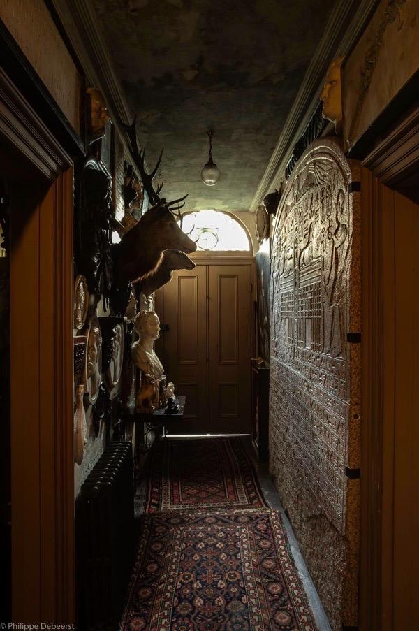 Una misteriosa mansión abandonada en Londres