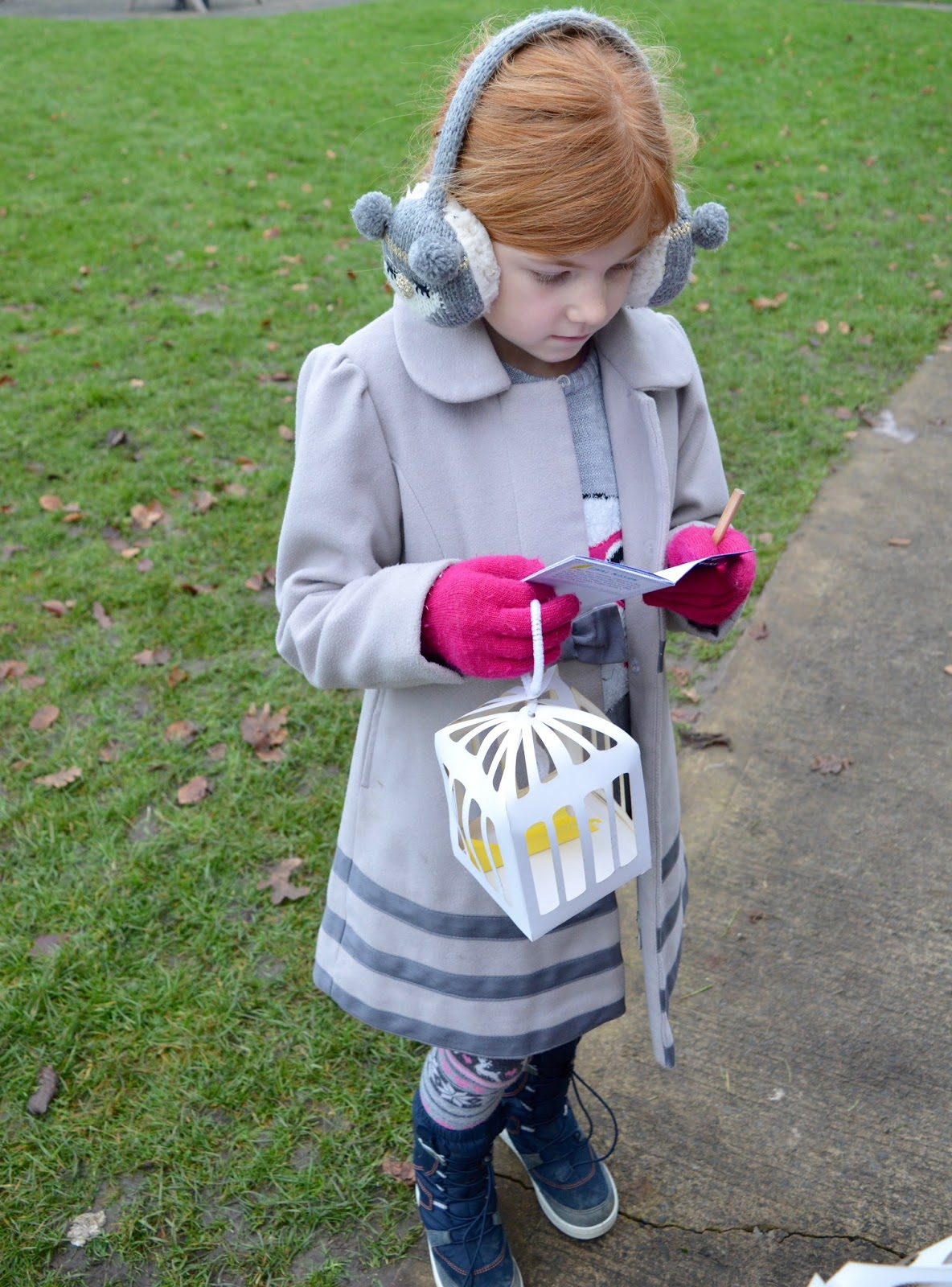 Frost of Forgetfulness | A FREE Winter Trail and activity at Woodhorn Museum in Northumberland (continues until 23rd December) - trail map