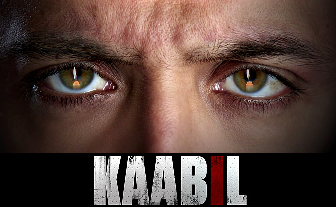 full cast and crew of bollywood movie Kaabil 2017 wiki, Hrithik Roshan, Yami Gautam, story, release date, Actress name poster, trailer, Photos, Wallapper