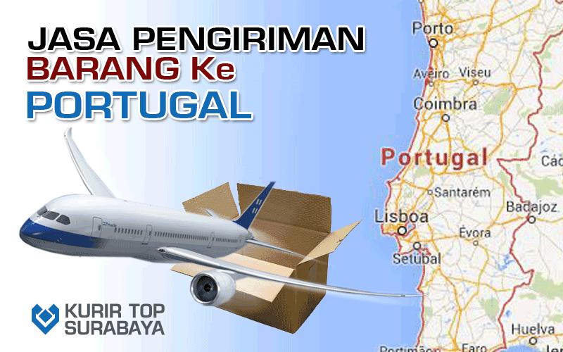 JASA PENGIRIMAN LUAR NEGERI | KE PORTUGAL