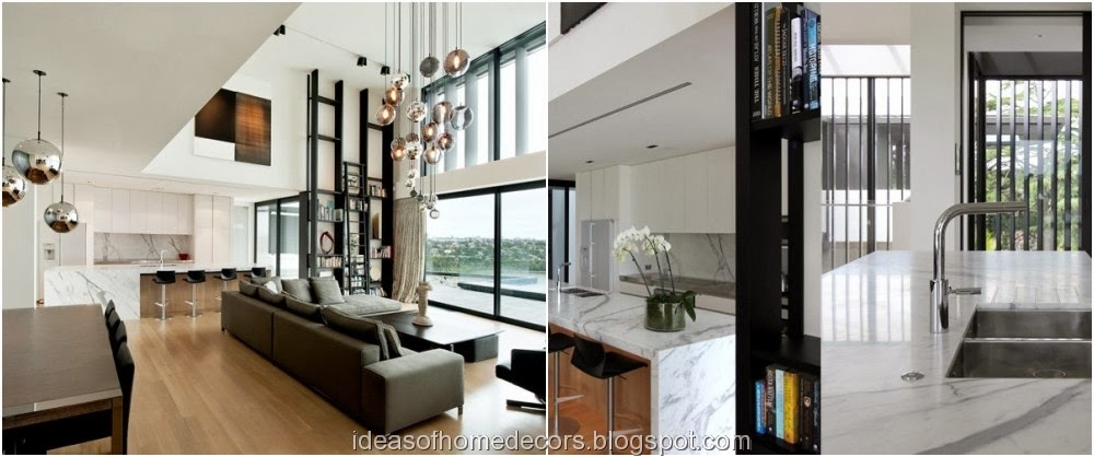 High ceiling living room decorating ideas - Living room with high ceilings decorating ideas ...