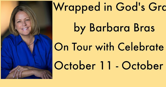 Wrapped in God's Grace Guest Review & Giveaway