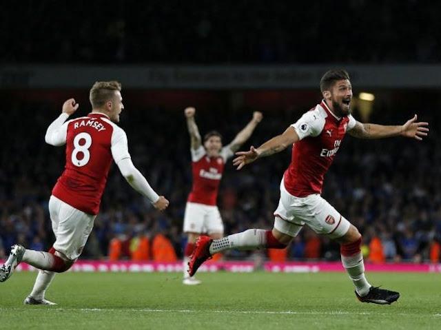 Arsenal 4-3 Leicester: Món khai vị hoàn hảo 3