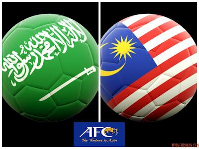 Live Streaming Arab Saudi vs Malaysia Kejohanan Asia B-23 AFC 16/1/2018