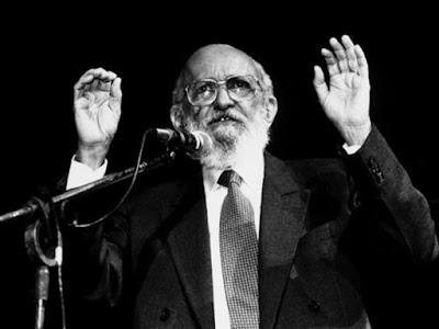 Paulo Freire ensino escola aprender