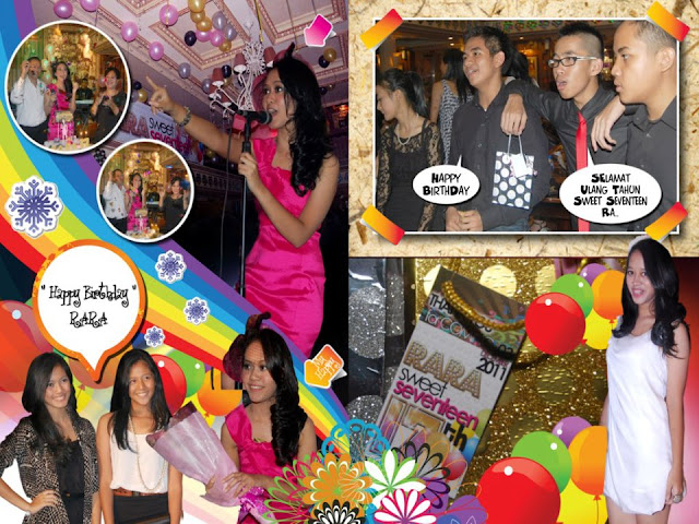 jasa photo ulang tahun sweet seventeen jakarta