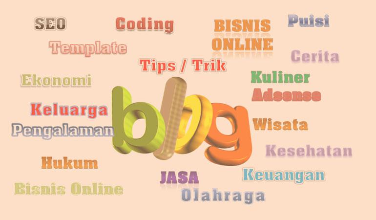 Perlukah Memiliki Banyak Blog Dengan Niche Yang Berbeda?