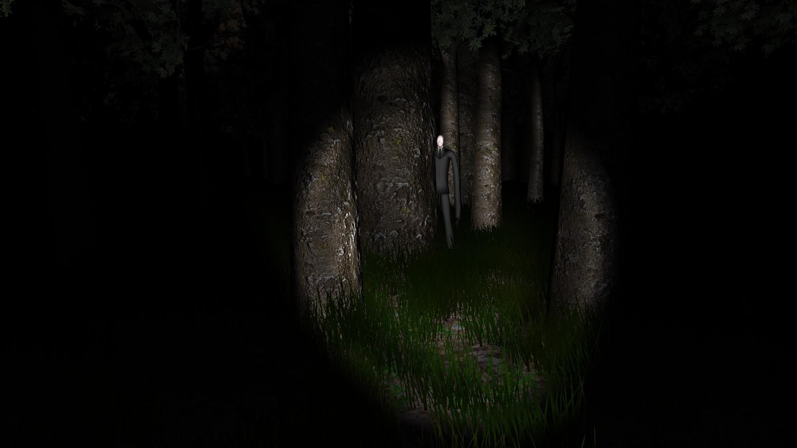 Cassie Carnage's House of Horror: Slender Man Video Game ...