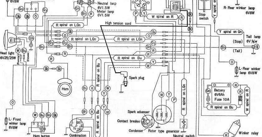 honda 2013 wiring diagram