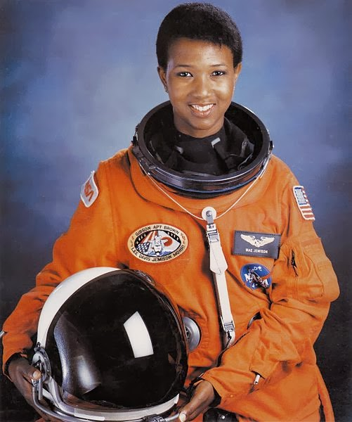 Every Day Is Special: October 17 – Happy Birthday, Mae Jemison