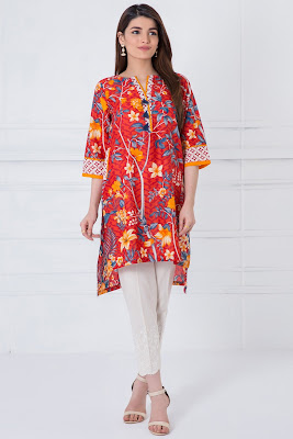 Turkish kurta designs 2017 best Khaadi collection
