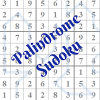 Palindrome Sudoku Puzzles Index Page