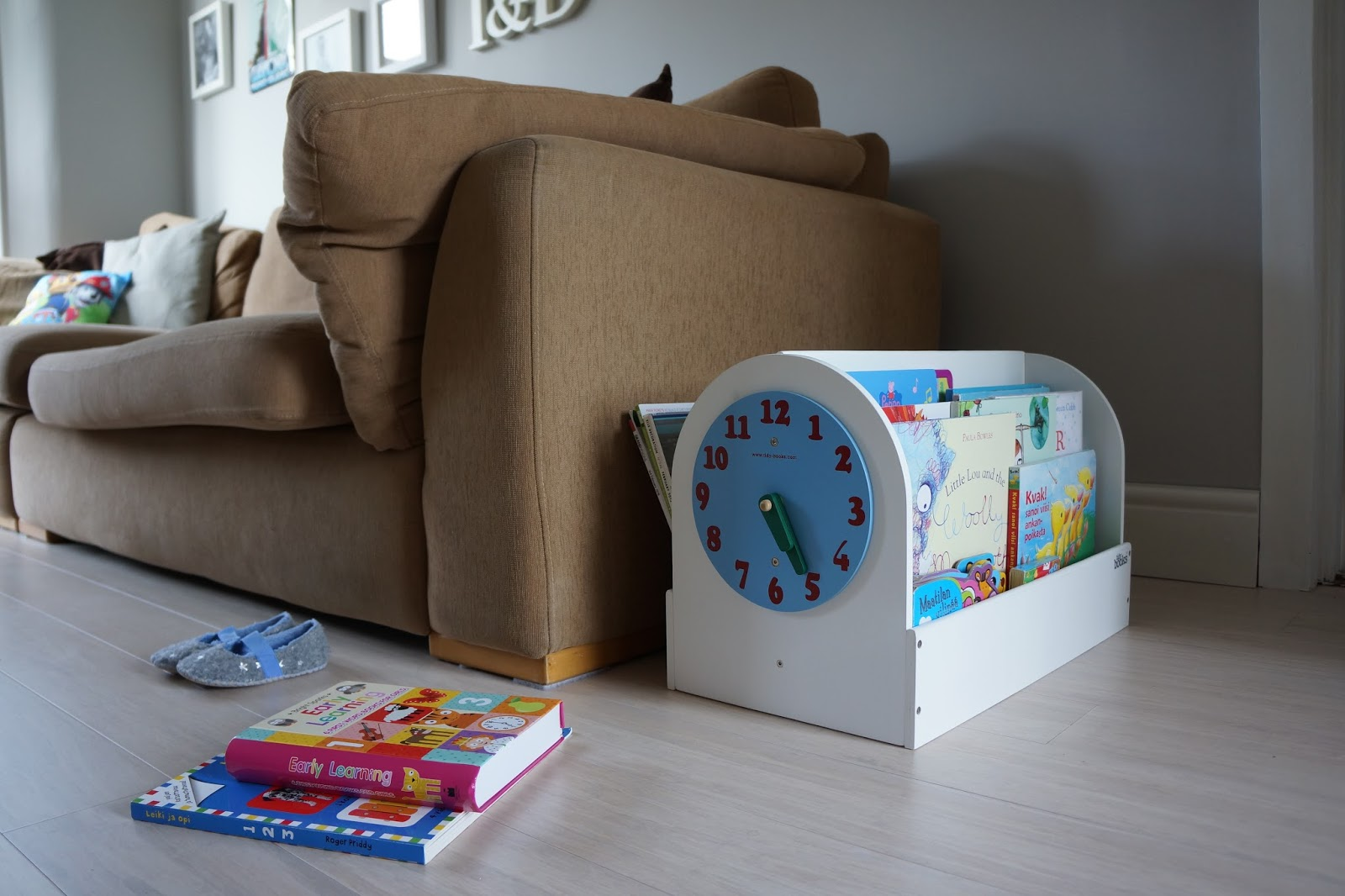 tidy books box review