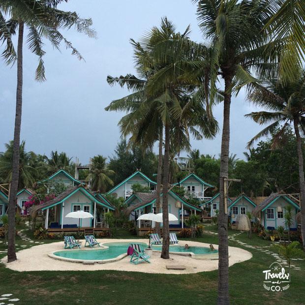 Viajar a Bali guía de viaje - hoteles en Gili Trawangan