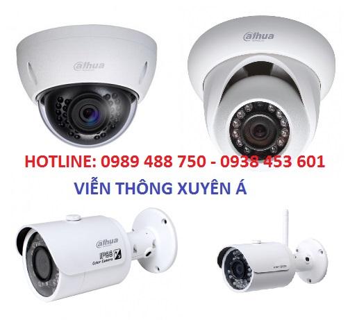 Chuyên phân phối Camera Dahua, Kbvision, Hikvision chiết khấu cao nhất