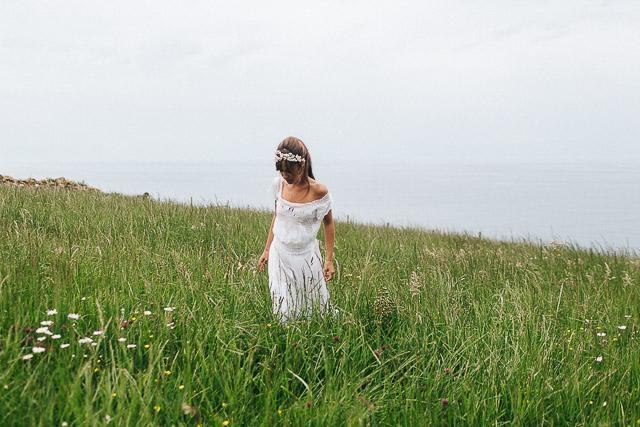 boda blog cantabria san vicente barquera novia vestido laure sagazan wedding spain