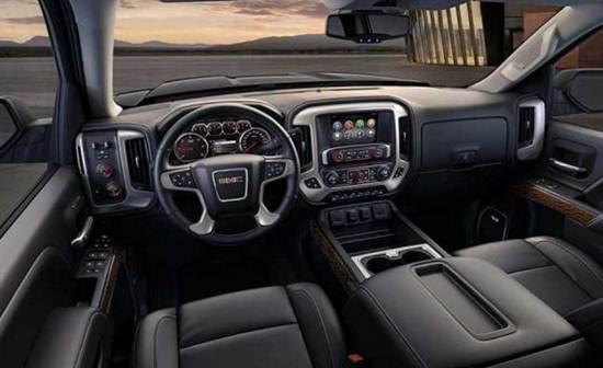 2017 GMC Sierra 1500 Diesel Redesign