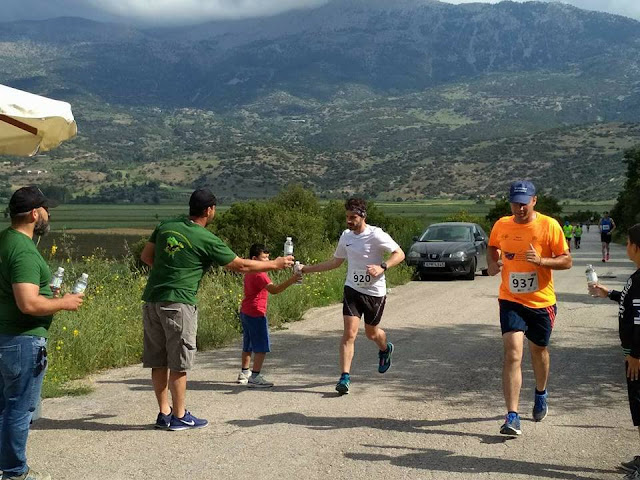 Συμμετοχή του Συλλόγου Εφέδρων Πελοποννήσου (Σ.Ε.Π.) στον 3ο Ημιμαραθώνιο Stymphalia lake run 2018