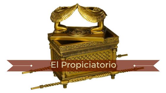 Labranza De Dios El Propiciatorio Del Arca Del Pacto