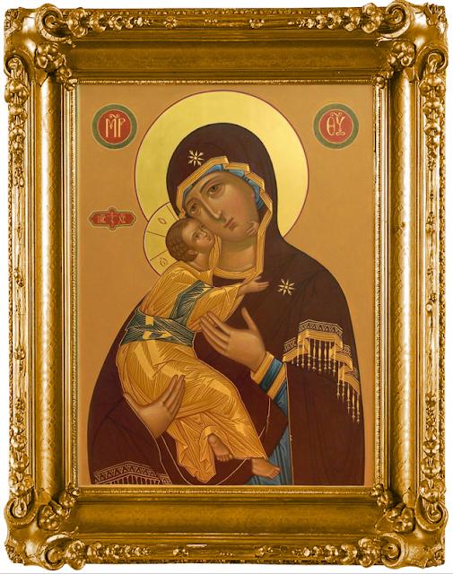 Икона «Владимирская Богородица»