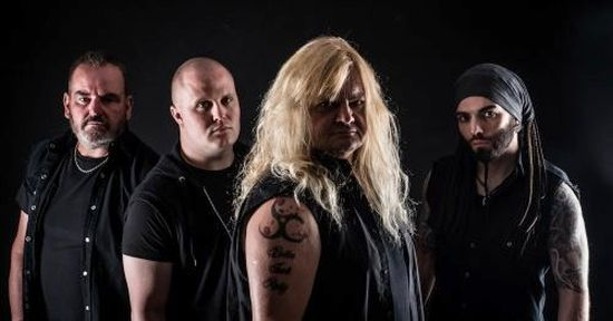 Steve Grimmett's GRIM REAPER - Walking In The Shadows (2016) inside