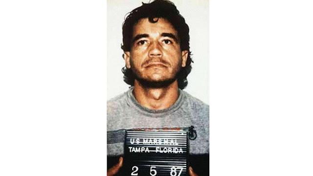 Al cumplir 30 años en prisión, Carlos Lehder es hoy el espejo en que se mira 'El Chapo' Guzmán