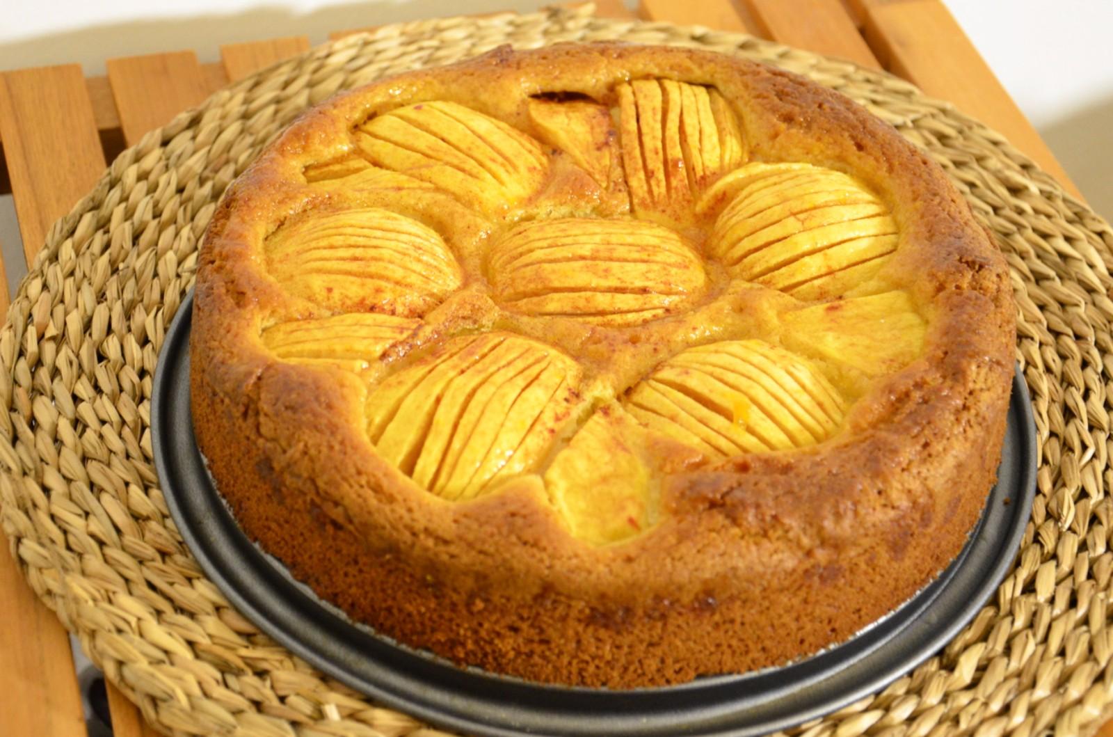 recept warme appeltaart