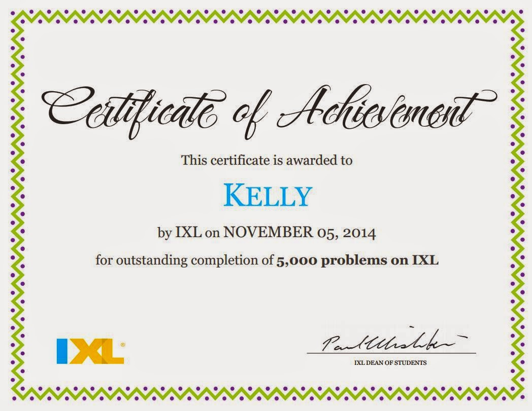 Be The One Review Ixl Math Amp Language Arts