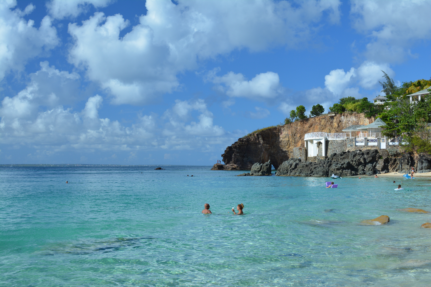 Dreams in HD Travel The Beaches of St Maarten