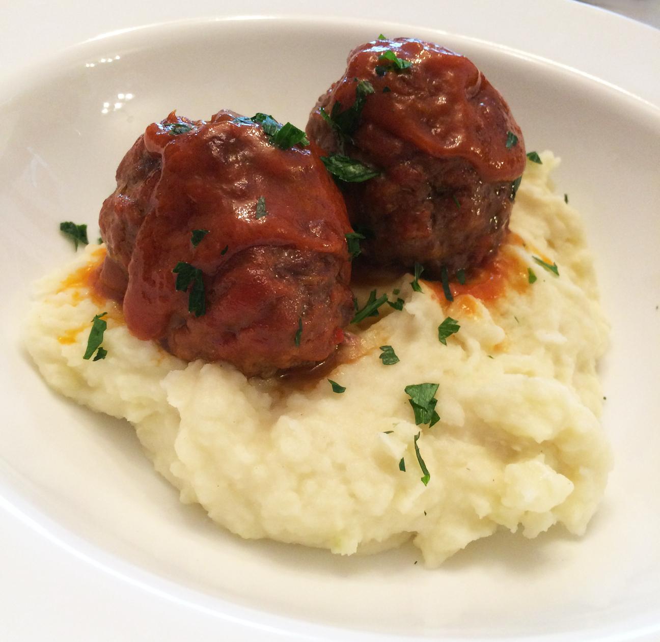 Minxeats Recipes Recaps And Restaurant Reviews Meatballs A La