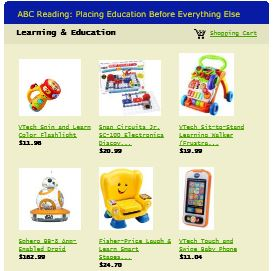ABC Reading: Placing Education Before Everything Else