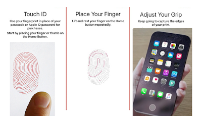 How toSet Up Touch ID on iPhone 8